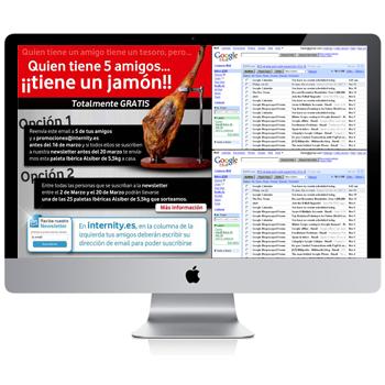 Email Marketing de Internity
